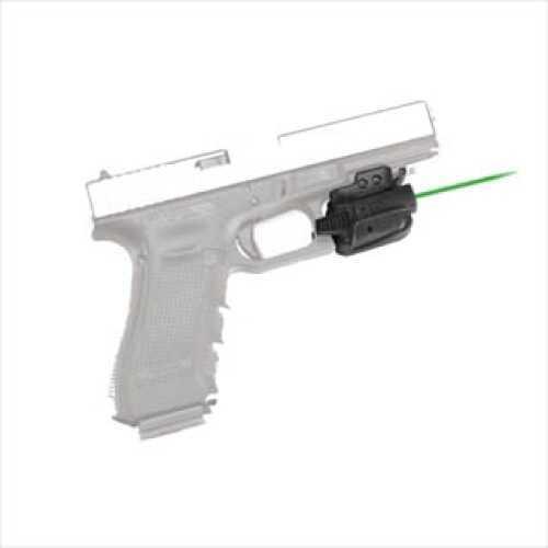Crimson Trace Rail Master Green Laser, BP CMR-203-S