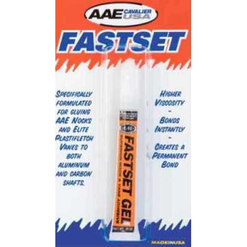 ACI Arizona Archery Fast Set Gel 9 Grains Tube A2607252