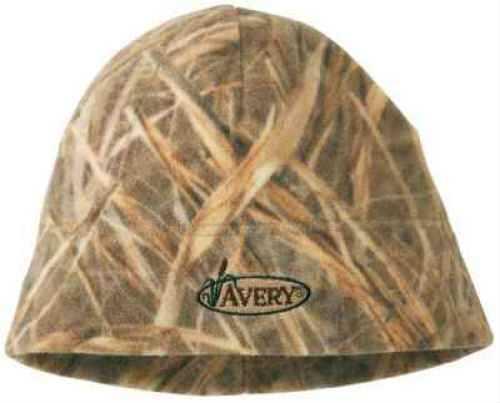 Avery Outdoors Avery Fleece Skull Cap Buckbrush Camo 1-Size 48183