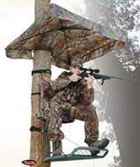 Ameristep Umbrella Hub Style Realtree Hardwoods-HD 856