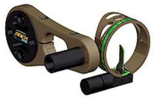 Apex Gear Apex Bow Sight Atomic Rover-1 1-Pin .019 AG2211B