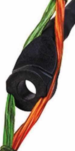 Apex Gear Apex Posi-Peep 3/16In Peep W/Tube Black Md: AG401C
