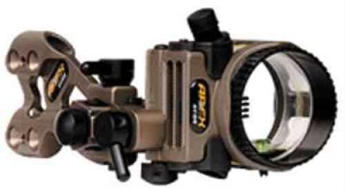 Apex Gear Apex Bow Sight Axim-4 4-Pin .019 AG4314B