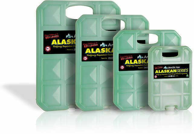 Arctic Ice Alaskan Series Medium 1.5 lb +1pcm 1202