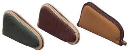 """Allen Cases Allen Assorted Earthtone Colored Handgun Cases 12 pack - 13"""" - Endura outer - 3/4"""" foam - # 5 zipper 44-13"""