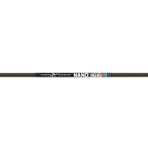 Carbon Express Nano 166 Shafts 500 1 Doz. Model: 51062