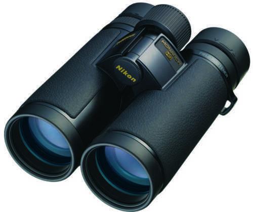 Nikon Binoculars Monarch 8x 42mm 435 ft @ 1000 yds FOV 17.8mm Eye Relief Black