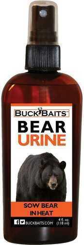Buck Baits Sow Bear in Heat 4 oz. Model: BBBU4SBIH