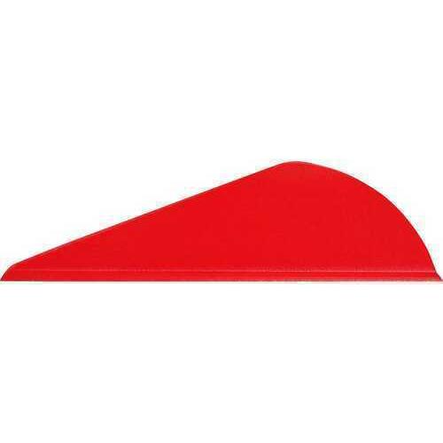 Easton Bully Vanes 2 in. Red 100 pk. Model: 728637