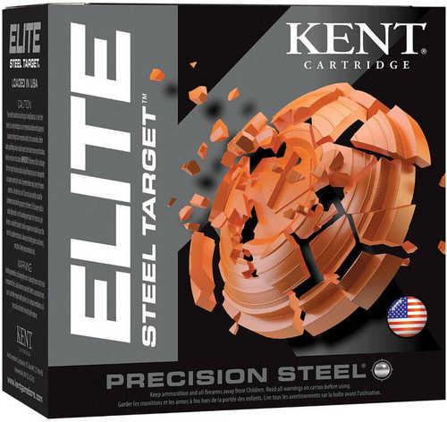"Kent Cartridge E12St287 Elite Steel Target 12 Gauge 2.75"" 1 Oz 7 Shot 25 Box"