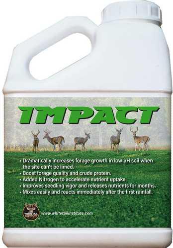 Whitetail Institute Impact Soil Amendment 4.25 lbs. Model: SA4.25