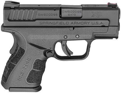 Springfield Armory Pistol Springfied XDG 9mm 3'' Black Subcompact Mod 2 10 Round
