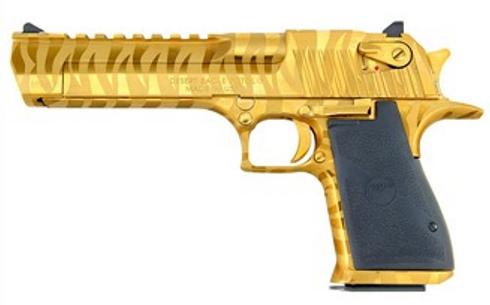 """Magnum Research Desert Eagle 357 Magnum  6"""" Barrel  1:14"""" Rifling   9-Round Magazine Semi-Auto Pistol"""