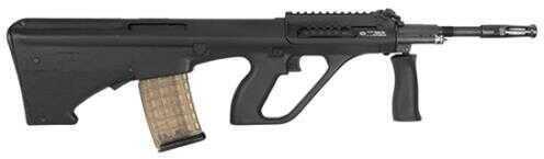 "Rifle Steyr AUG A3 M1 Semi Auto .223 Rem/5.56 NATO 16"" Barrel 30 Round AUG Magazine with 1.5X Optic Black"