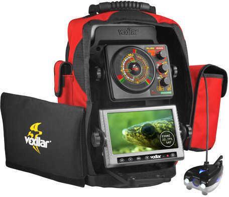 Vexilar Inc. Vexilar Fish Scout Underwater Camera System Double Vision w/DTD w/FL20-PV FSDV20DT