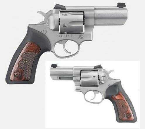"Revolver Ruger Talo GP100 357 Magnum 3"" Barrel Wiley Clapp One of 2000"
