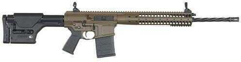 "Rifle LWRC Rifle IC-REPR 7.62mm/308 Winchester Brown Pist 20 Short Stroke Piston 20"" Barrel"