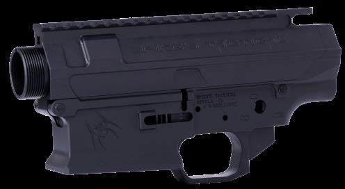 Spike's Tactical Stsbx10 Billet .308 Livewire Upper/lower Receiver Set