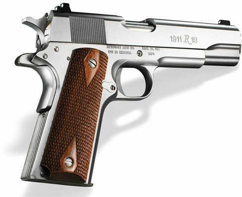 "Remington 1911 R1 45 ACP 5"" Barrel Stainless Steel Semi Automatic Pistol 96324"