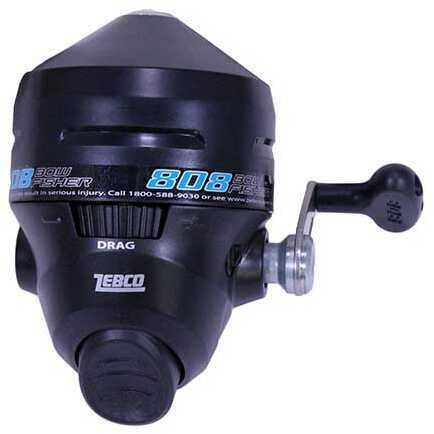 Zebco / Quantum Zebco/Quantum 808 Bowfishing Reel, 80 Lb Capacity