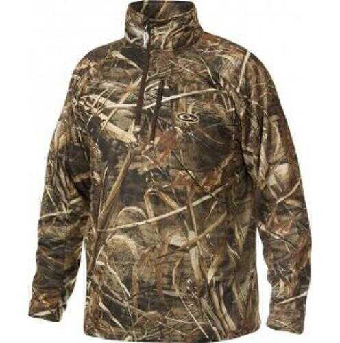 Drake Waterfowl Drake 1/4 Zip Breathlite Jacket Mx5 Large