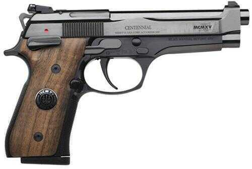 """Pistol Beretta 92 Centennial 9mm Luger 4.9"""" Barrel 100th Anniversary ED 15 Rounds"""