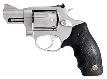 """Taurus M941 22 Magnum Revolver Adjustable 2"""" Barrel 8 Round Stainless Steel Matte Finish 2941029"""