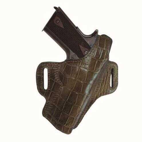 "Tagua Premium Thumb Break Belt Holster Colt 1911-5"" Brown"