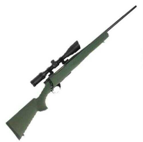 "Rifle Howa Rifle 7mm-08 22"" Barrel Green Hogue Stock, Gun Only"
