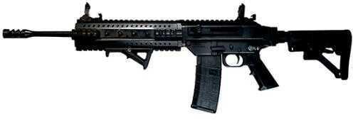 "Master Piece Arms Rifle Masterpiece Arms R556 Rifle Gen 2 223 Rem/5.56 NATO 16"" Barrel 30 Rounds Folding Stock Black"