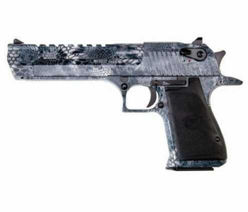 """Pistol Magnum Research Desert Eagle 44 Mag 6"""" Barrel Kryptek Typhon"""