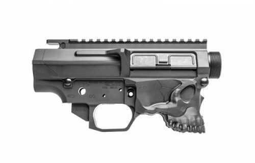 Lower Reveiver Spike's Tactical Jack-10 Billet Upper/Lower Receiver Set .308 Win Black Finish