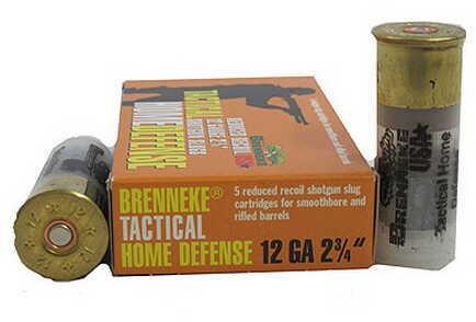 Brenneke Tactical Home Defender 12 Gauge SL-122THD-1205126