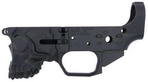 Lower Reveiver Spike's Tactical The Jack Semi-automatic Lower 223 Rem/5.56 NATO Black Aluminum