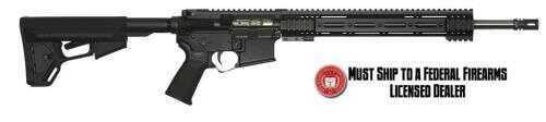 "Rifle Alex Pro Firearms 6.5 Grendel Tactical Varmint 18"" Barrel"