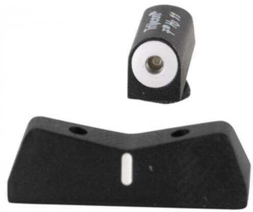 XS Sight Systems XS Big Dot Trituim Express Front Sight Glock Small Frame Md: GL-0001S-3