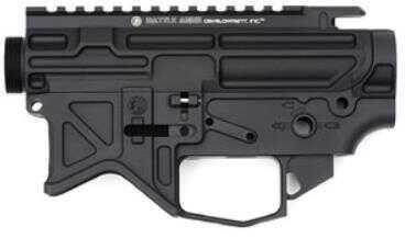 Battle Arms Development, Inc. Lower Reveiver Battle Arms Upper/Lower Set Semi-Auto 223 Rem/556NATO Black Billet 7075-T6 Aluminum