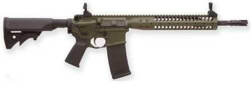 "Rifle LWRC Rifle IC-SPR 5.56 NATO California Compliant Rifle, 14.7"" Barrel 1/2x28 TPI 1:7"" Right Hand Rifl"