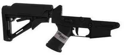 Sig Sauer Lower Receiver SigTac Complete 556 Lower/DMR/Match Trigger/CTR Stock LWR-ASSY-556-DMR