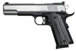 """Dan Wesson Silverback 9mm Luger Semi-Auto Pistol, 5"""" Match Barrel G10 Grips, 10-Round Magazin"""