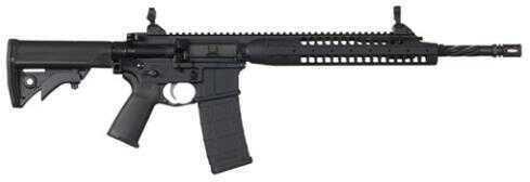 "Rifle LWRC IC-A5 Individul Carbine 5.56 NATO Rifle, 16.1"" Cold Hammer Forged Barrel, 1/2x28 TPI Muzzle Thr"