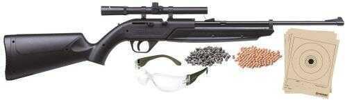 Crosman 760 Pumpmaster With SC Ammo, Glasses & Targets