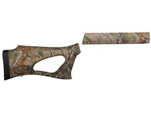 Remington ShurShot Stock Fits Remington 1100/11-87 12 Gauge Realtree Hardwoods Green Finish 19550