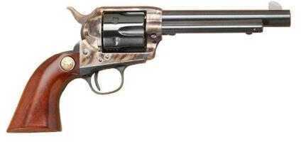 """Cimarron 1873 SAA Model P 32-20 Revolver Pistol 5.5"""" Barrel Case Hardened Walnut Grip Standard Blued Finish MP675"""