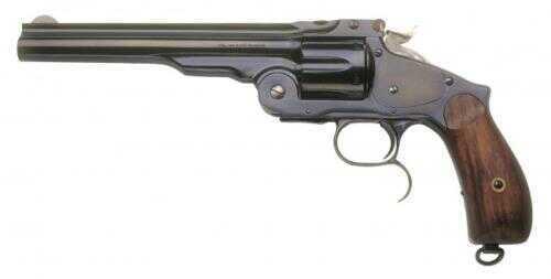 "Cimarron Model No. 3 Russian 45 Colt 6.5"" Barrel S&W Replica Revolver Standard Blued Frame"