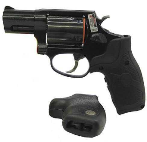 """Revolver Taurus 605 357 Magnum 2"""" Barrel  Blue Crimson Trace 5 Round 2605021CT"""