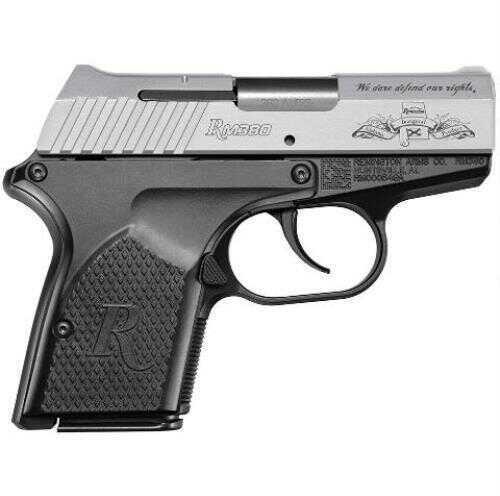 Remington RM380 Micro 380 Al Inaugural 6+1 Rounds Engraved Slide Semi Automatic Pistol
