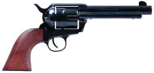 "Revolver Heritage Rough Rider 357 Magnum 4.75"" Blued Barrel Cocobolo Grip"