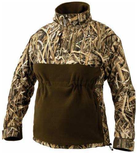 Drake Waterfowl Drake Eqwader Full Zip Jacket Shadow Branch Size Small