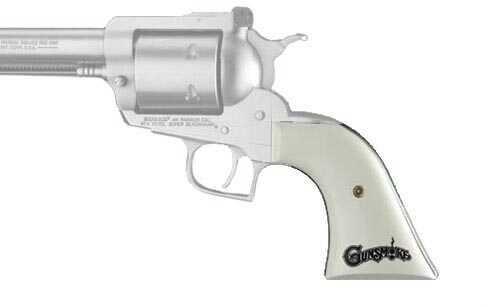 Hogue Super Blackhawk Scrimshaw Ivory Polymer Gunsmoke 84034